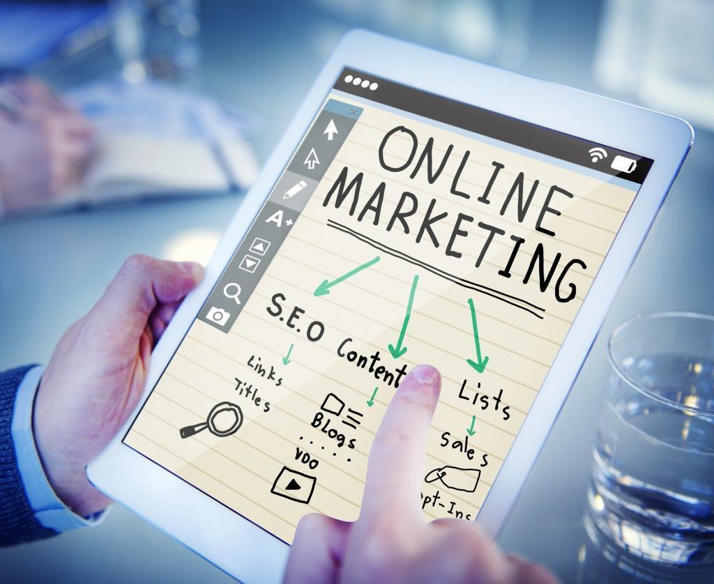 Die Relevanz des Online Marketings